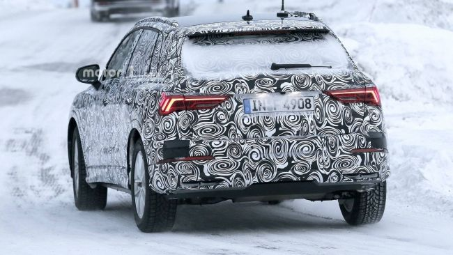 2019 Audi Q3 USA, Redesign, Release date, Price, Spy Photos