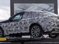 2019 BMW X4 rear design