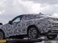 2019 BMW X4 rear left
