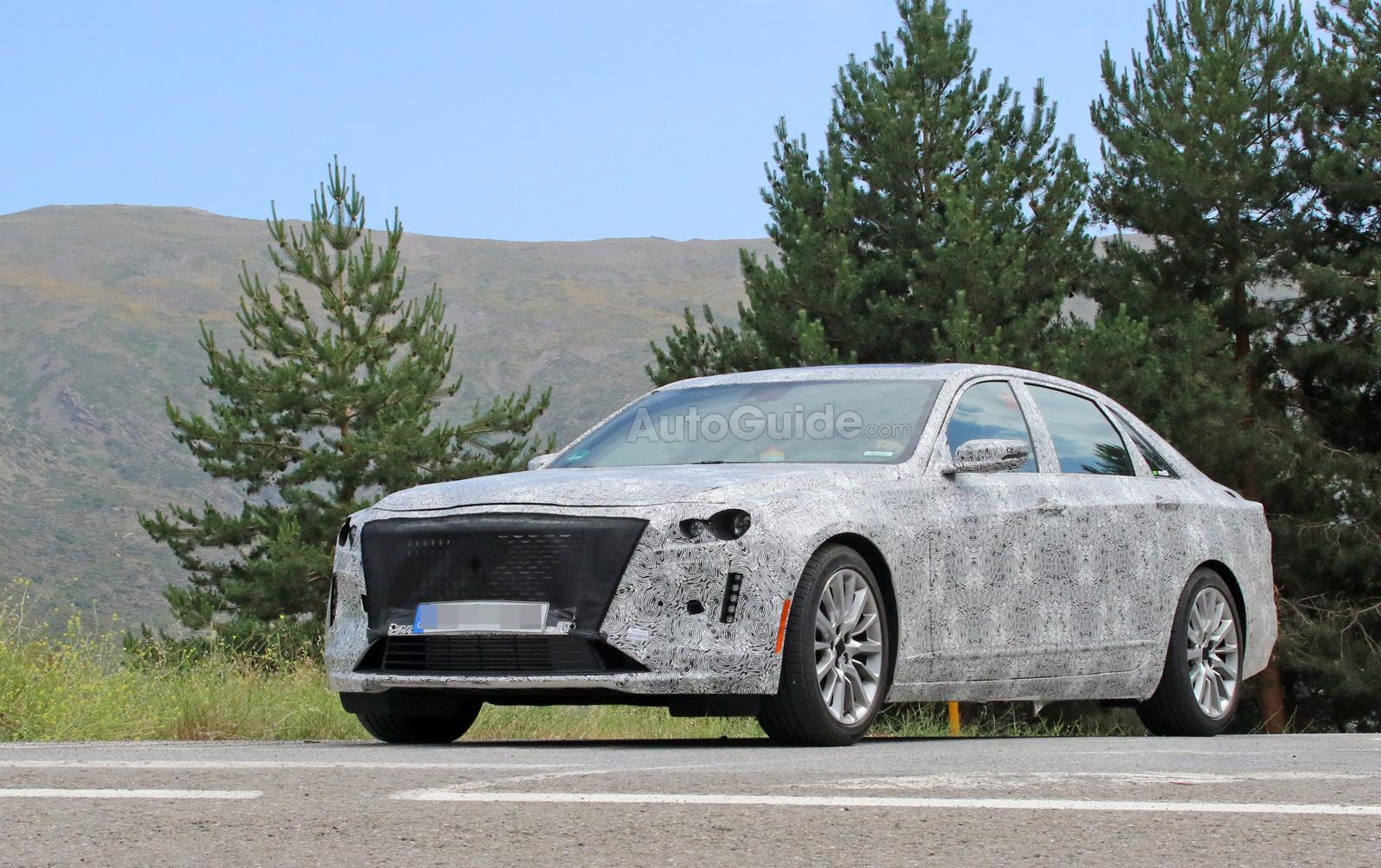 2019 Cadillac CT6 2