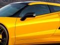 2019 Chevrolet Corvette C8 Rendering doors