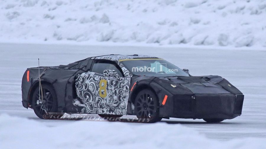 2019 Chevrolet Corvette C8 Price, Release date, Specs, Spy ...