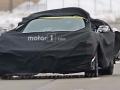 2019 Chevrolet Corvette C8 heavy camo front