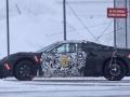 2019 Chevrolet Corvette C8 side view reverse