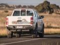 2019 Ford Ranger rear end