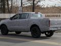 Rear left side of 2019 Ford Ranger