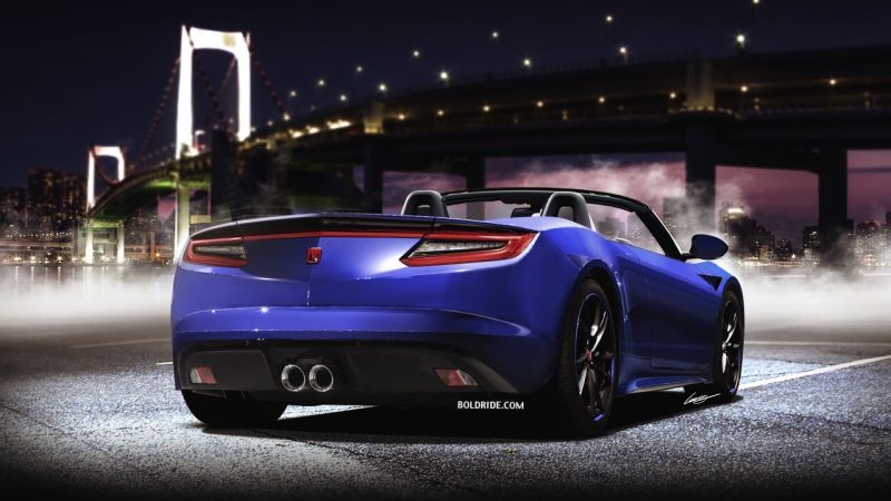 2019 Honda S2000 Price, Release date, Prototype, Pictures ...