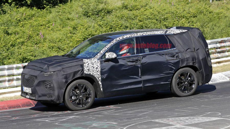 2019 Hyundai Santa Fe Sport Redesign Release Date Price