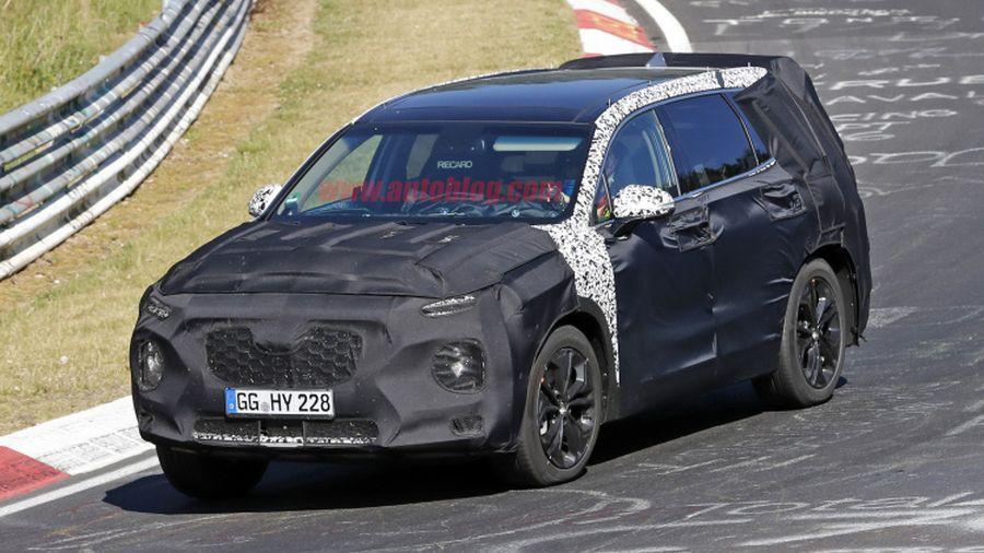 Santa Fe 2019 Release Date >> 2019 Hyundai Santa Fe Sport, Redesign, Release date, Price