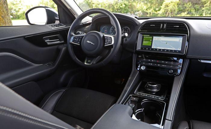 Ray Catena Jaguar >> 2019 Jaguar F Pace S Interior - Jaguar Cars Review Release ...