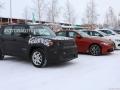 2019 Jeep Renegade parking