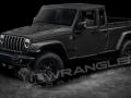 2019 Jeep Wrangler Pickup grey