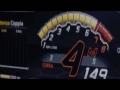 2019 Lamborghini Urus speedmeter