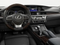 2019 Lexus ES dashboard