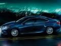 2019 Lexus ES profile