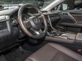2019 Lexus RX interior