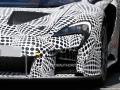 2019 McLaren P15 headlights