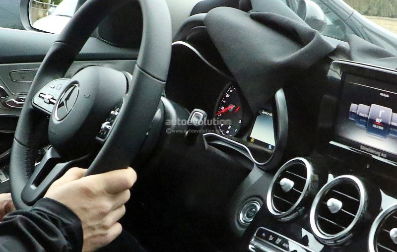 2019 Mercedes Benz C Class Facelift Interior Engine Sedan