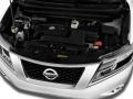 2016 Nissan Pathfinder Engine