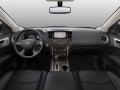 2017 Nissan Pathfinder Dashboard