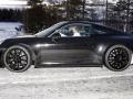 2019 Porsche 911 side view