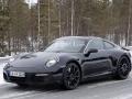 Exterior of 2019 Porsche 911