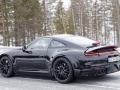 Rear Wheels of 2019 Porsche 911