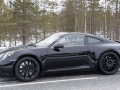 Side view of 2019 Porsche 911
