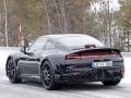 Taillights of 2019 Porsche 911