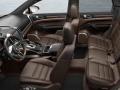 2019 Porsche Cayenne Coupe interior