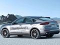 2019 Porsche Cayenne Coupe rendering