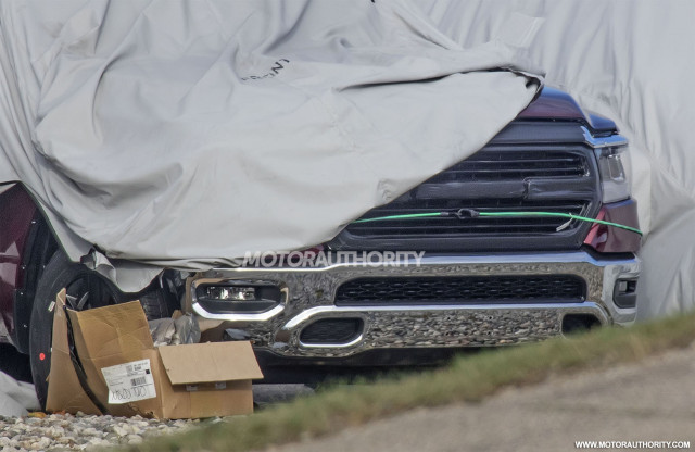 2019 Ram 1500 Redesign >> 2019 RAM 1500 Redesign, Spy photos, Release date, Price