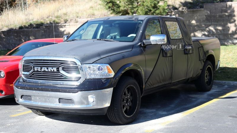 2019 RAM 1500 Redesign, Spy photos, Release date, Price
