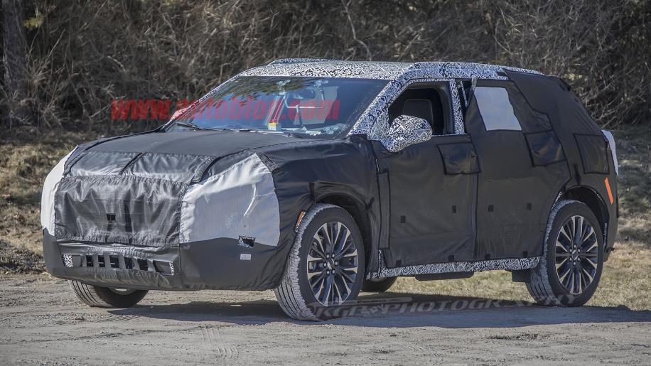 2020 Chevrolet Blazer Spy Photos, Release date, Price, Concept