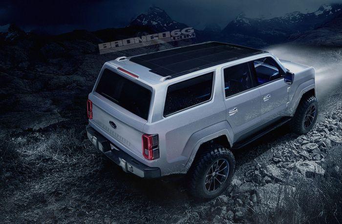 2020 Ford Bronco Price, Specs, Release Date, Interior, Concept