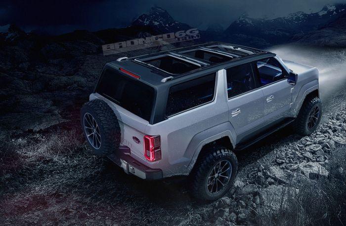 ford bronco price specs release date interior concept