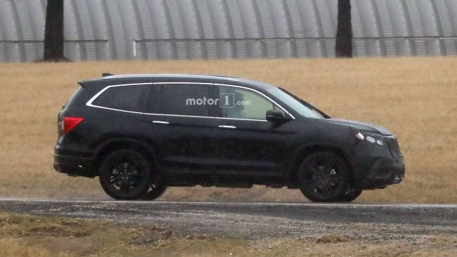 2020 Honda Pilot Spy Photos, Price, Release date, Changes ...