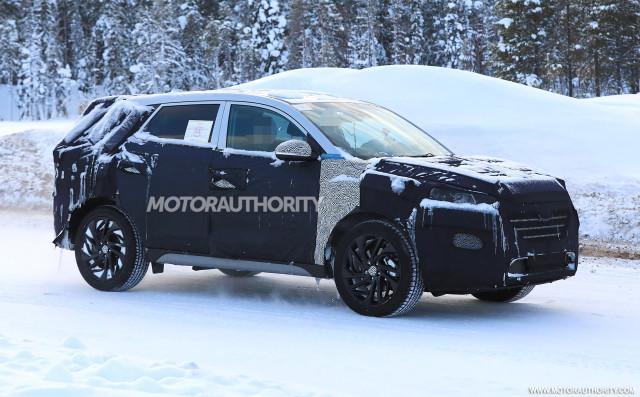 2020 Hyundai Tucson Redesign, Release date, Price, Spy Photos