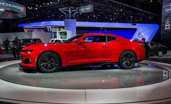 2017 Chevrolet Camaro ZL1, 1LE, Z28 - Engines and Performance