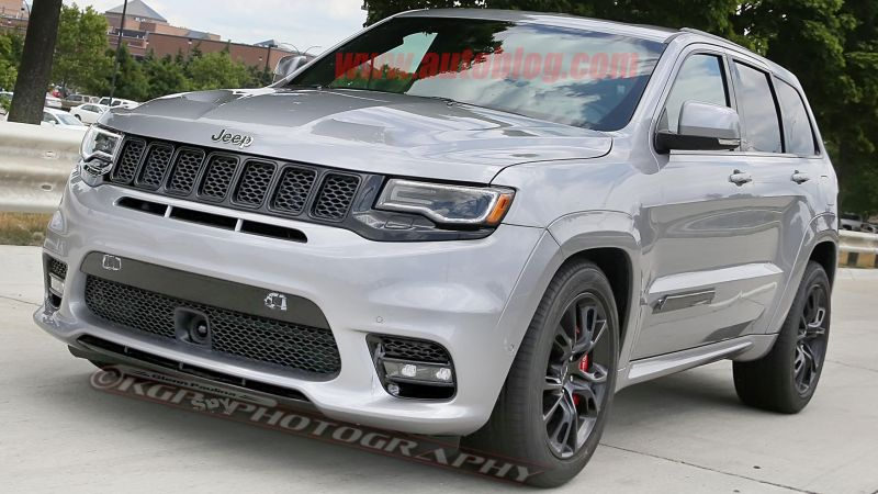 2017 jeep grand cherokee trackhawk release date price specs. Black Bedroom Furniture Sets. Home Design Ideas