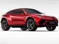 Lamborghini Urus Concept exterior