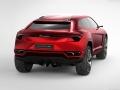 Lamborghini Urus Concept rear end