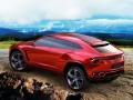 Lamborghini Urus Concept rear left