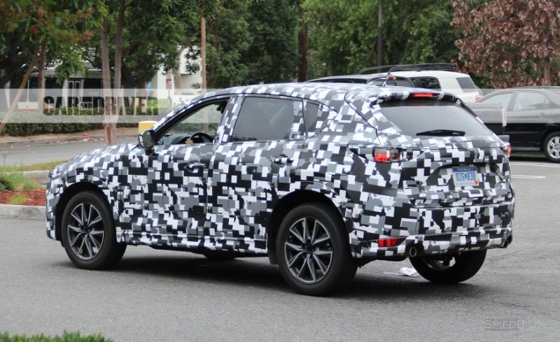 2018 Mazda Cx5 Redesign Release Date Changes Price Spy