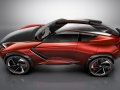 Nissan Gripz Concept Side view