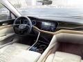 Volkswagen T-Prime GTE Concept dashboard