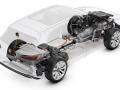 Volkswagen T-Prime GTE Concept drivetrain