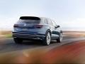 Volkswagen T-Prime GTE Concept rear right