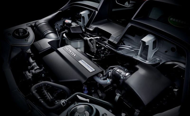 2015 Honda S660 Engine - Source: caranddriver.com