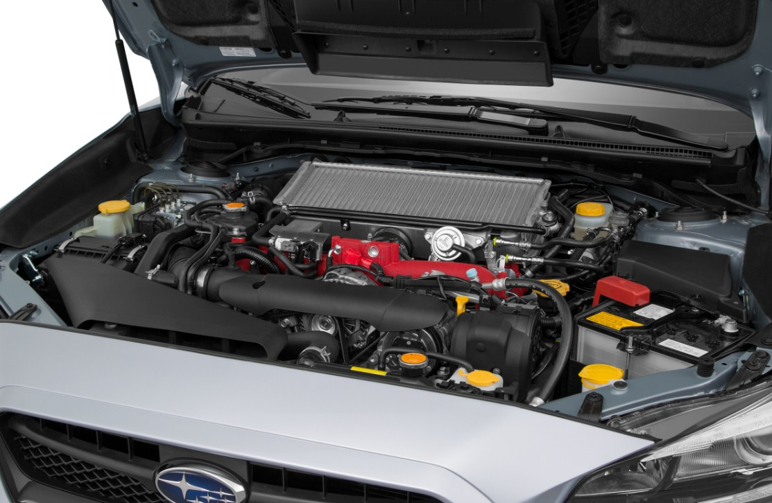 2016 Subaru Wrx Sti Engine